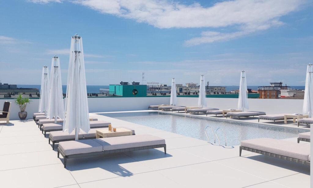 Hotel 4 stelle Bibione con piscina